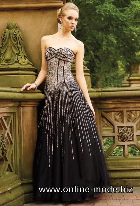 Abendkleid corsage