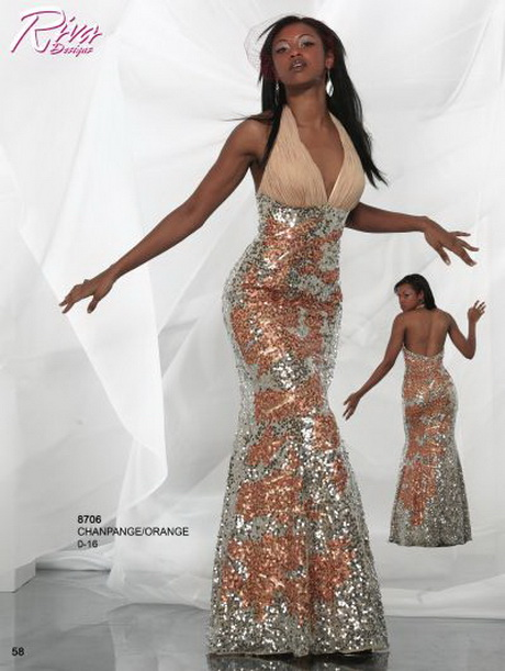 Amerikanische designer abendkleider