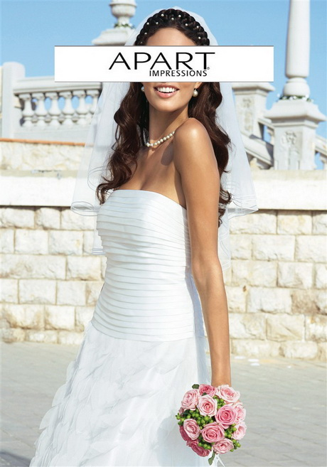 Brautmode standesamt apart