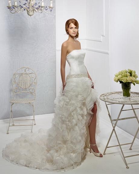 Brautkleid lang
