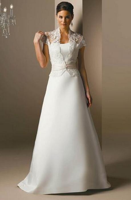 Brautkleid standesamt winter
