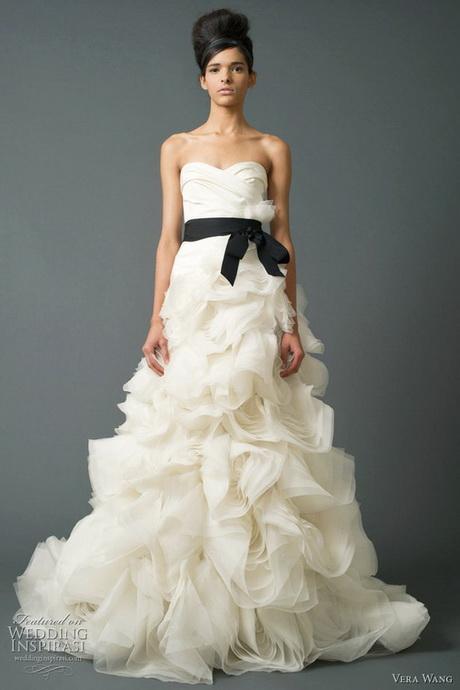 Brautkleid vera wang