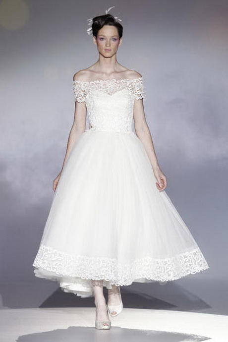 Brautkleider 50er