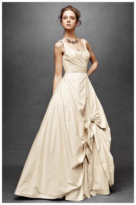 Brautkleider champagnerfarben