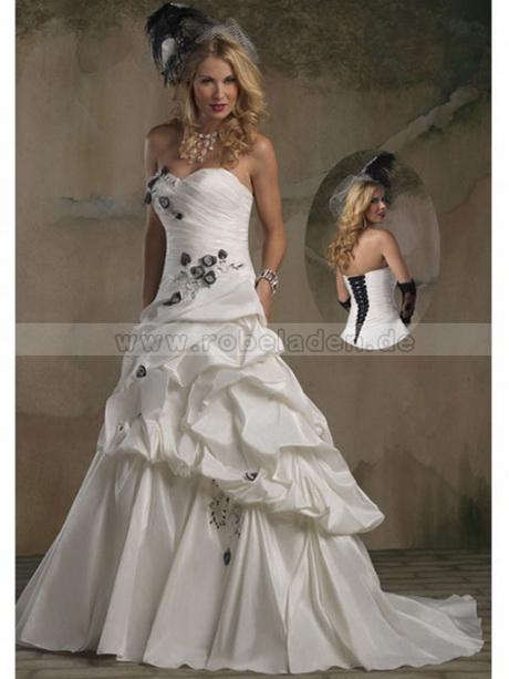 Brautkleider farbig