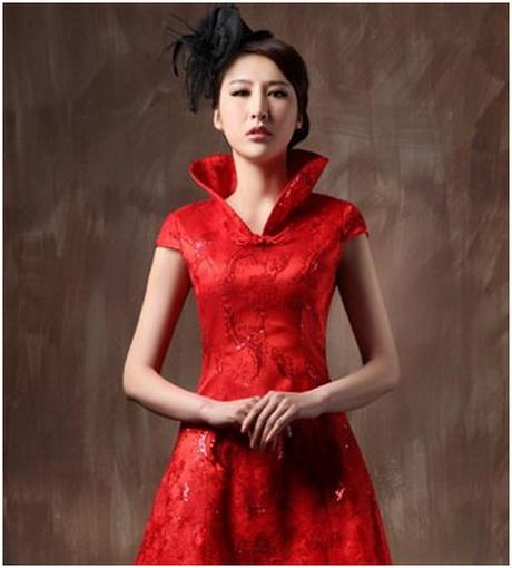 Chinesische hochzeitskleider
