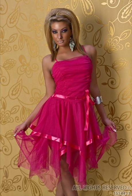 Cocktailkleid pink