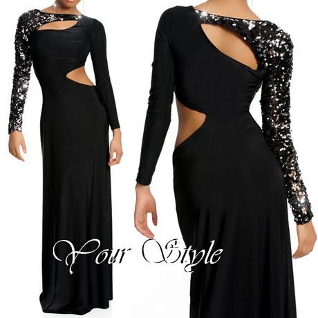 Abendkleider lang luxus