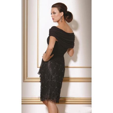 Elegante kurze abendkleider