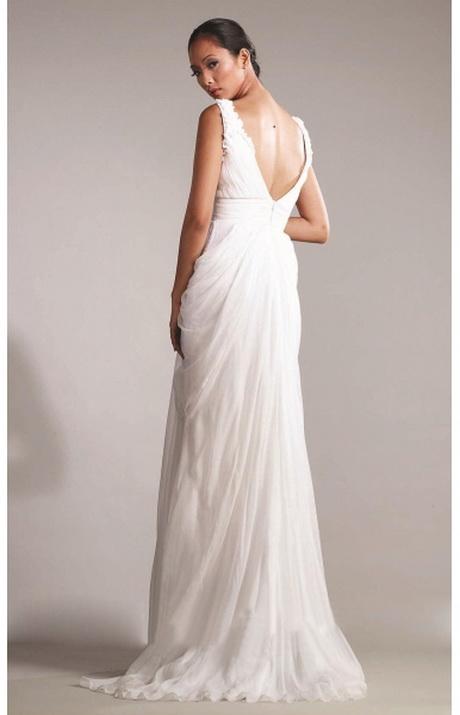 Festliche kleider lang chiffon v ausschnitt mit - Lange elegante kleider ...