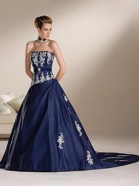 Hochzeitskleid Farbig