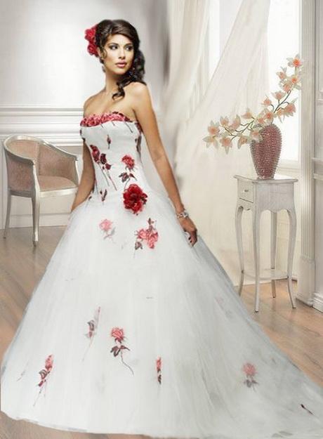 Hochzeitskleider einfärben