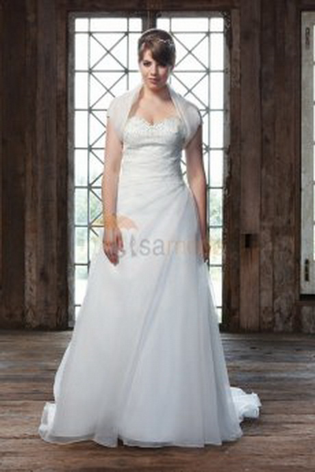 Atemberaubend Dicke Mädchen Brautkleider Ideen - Hochzeitskleid ...