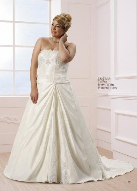 Hochzeitskleider für dicke