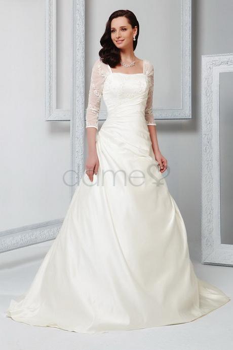 Hochzeitskleider mit ärmel