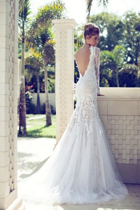 Hochzeitskleider rückenfrei