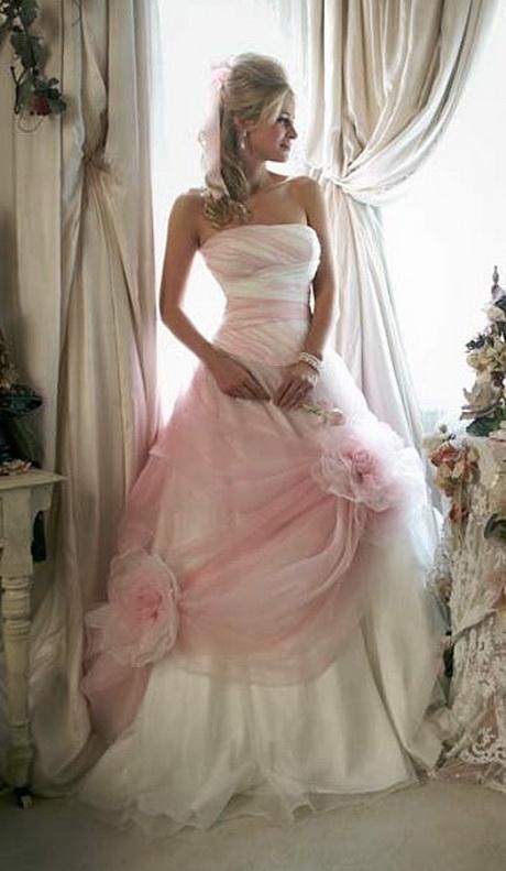 Hochzeitskleider rosa