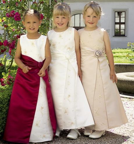 Hochzeitsmode kinder