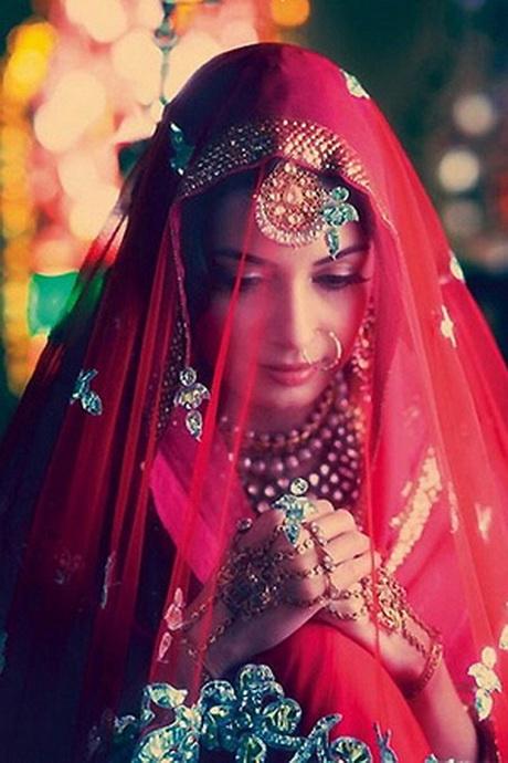 Indische hochzeitskleider