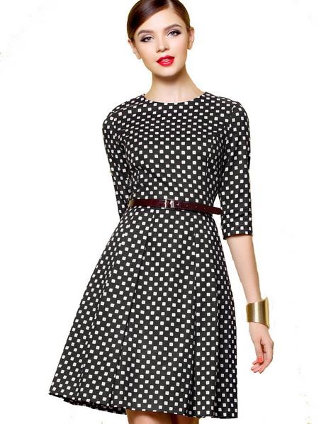 kleid 60er stil