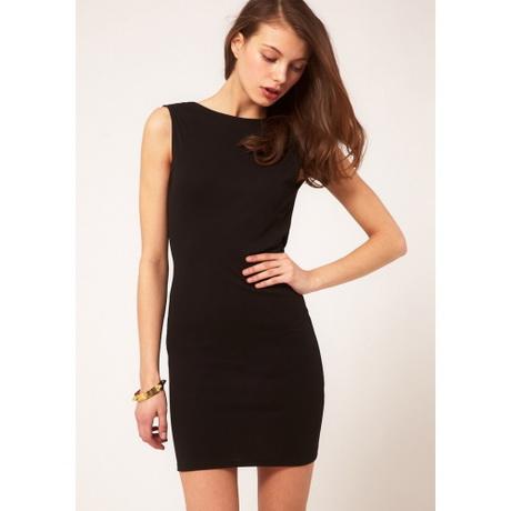 Kleider schwarz kurz