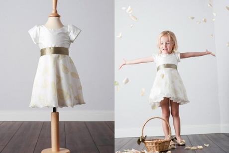 Kleider für blumenkinder hochzeit