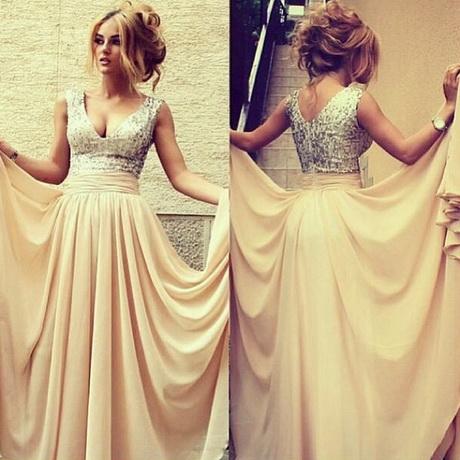 Kleider lang elegant