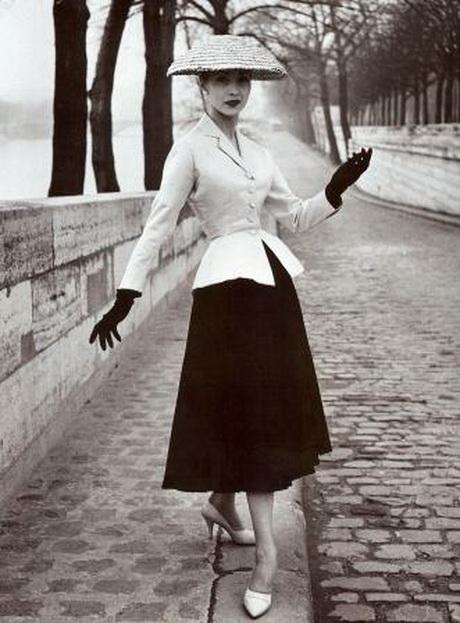 Mode der 50er damen
