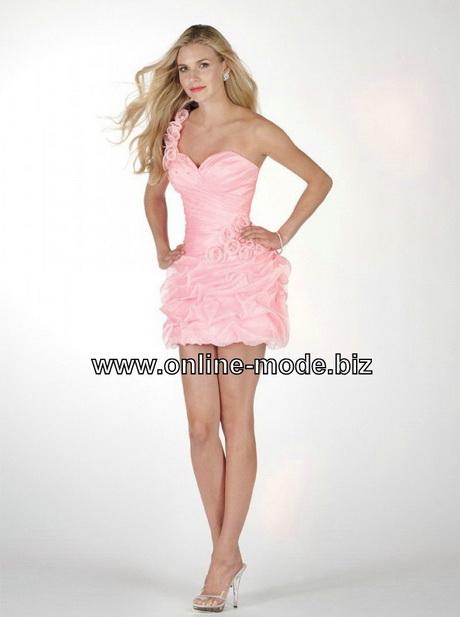 Rosa cocktailkleid