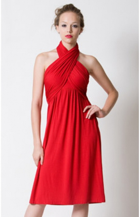 Rote kleider festlich - Festliche kleider koralle ...