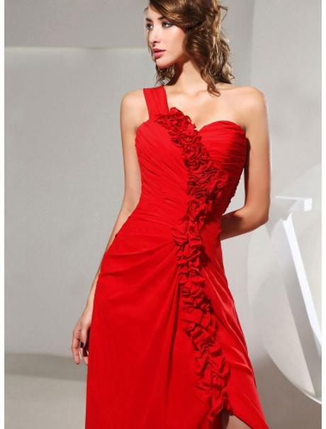 Rote kleider lang