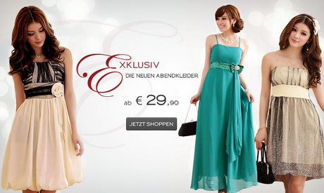 Schöne billige kleider