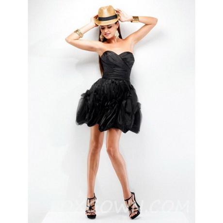 Schwarze kurze kleider