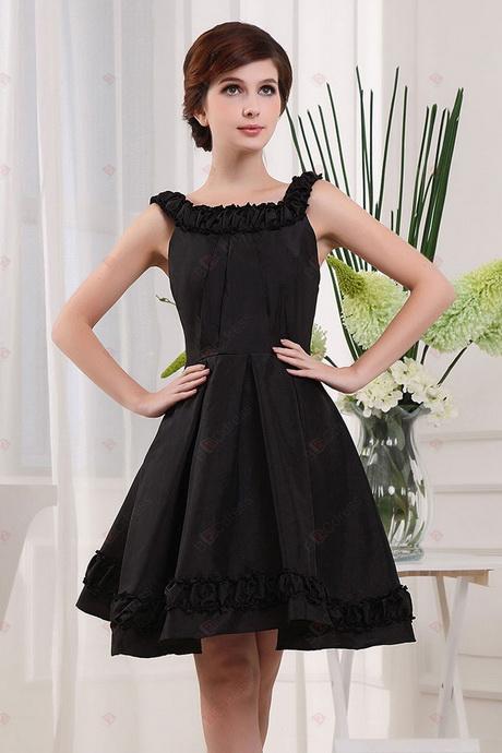 Abschlussballkleider schwarz