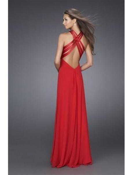 Festliches kleid rot
