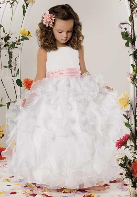 Hochzeitskleider mädchen