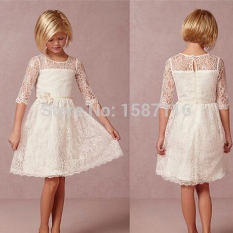 Mädchenkleider für hochzeit