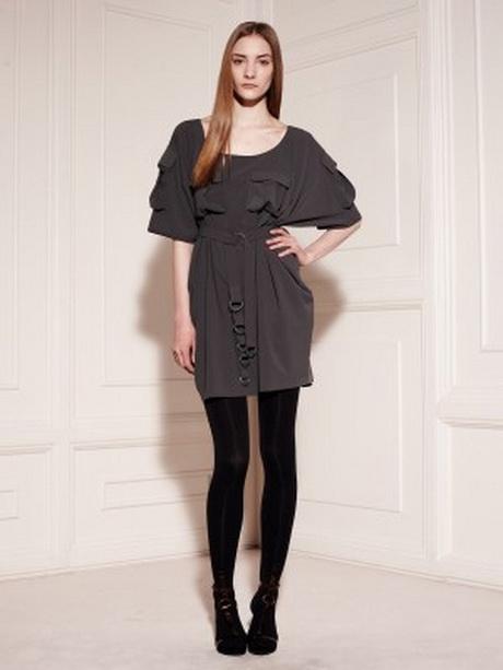 Schwarzes kleid strumpfhose