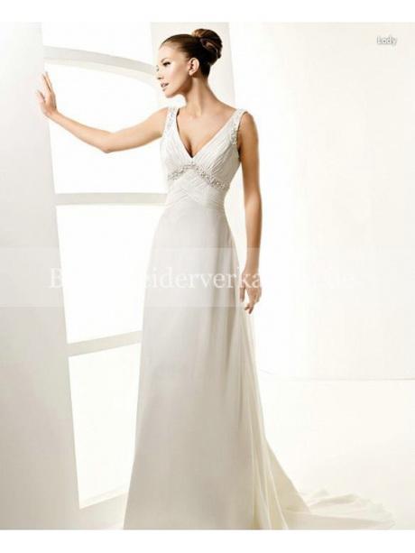 Brautkleid einfach