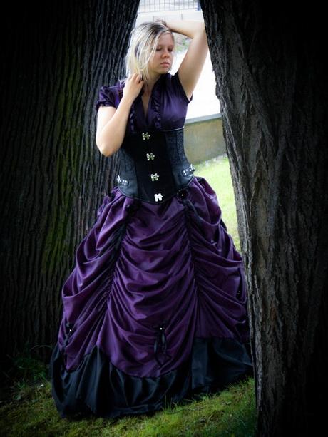 gothic barock kleider