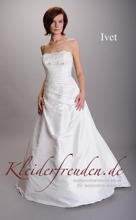 Hochzeitskleid für kleine frau