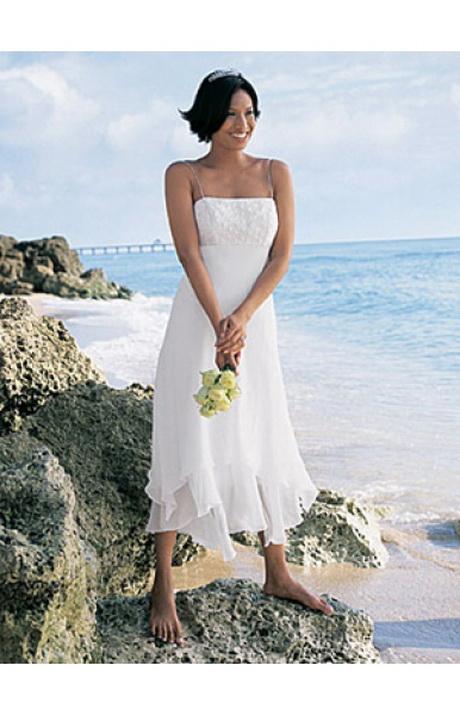 Hochzeitskleid für strand