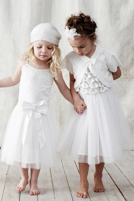 Kleid für blumenkinder hochzeit
