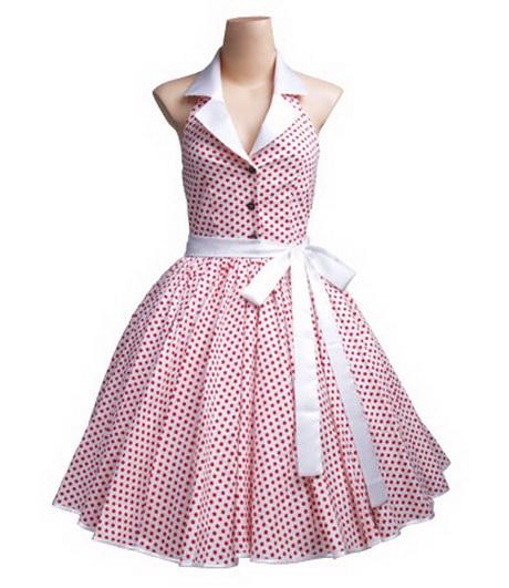 Kleid im 50er stil