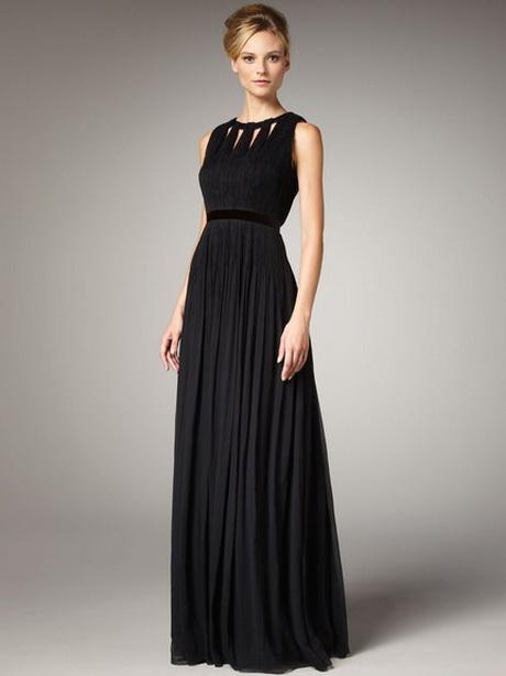 lange abendkleider schwarz