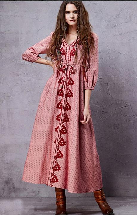 Lange hippie kleider gunstig