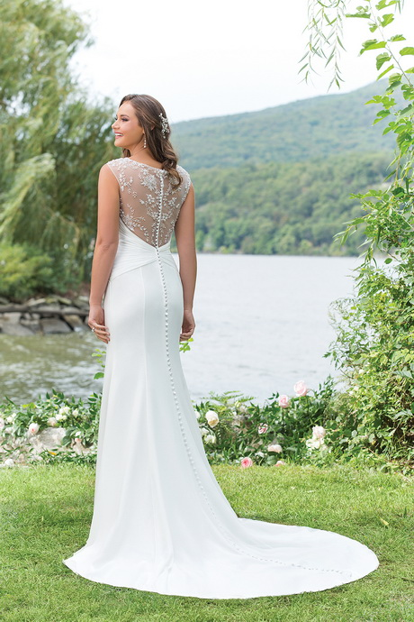 Mermaid Wedding Dresses  Trumpet Wedding Gowns
