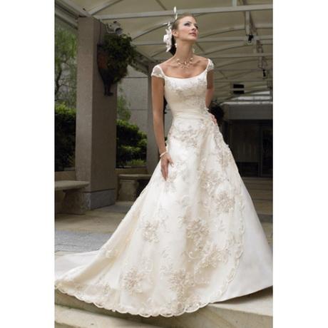 Brautkleid standesamt farbig