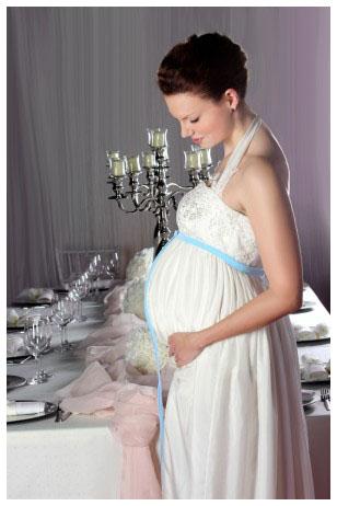 Brautmoden für schwangere