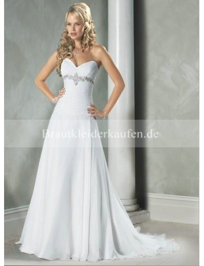 Hochzeitskleid chiffon